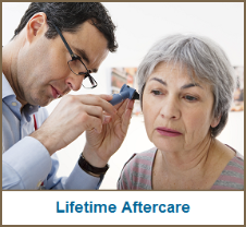 Lifetime Aftercare